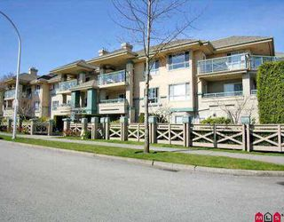 "Photo 1: 112 15155 22ND AV in White Rock: Sunnyside Park Surrey Condo for sale in ""Pacific Villa"" (South Surrey White Rock)  : MLS®# F2606396"