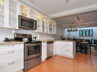 Photo 3: 20 4957 MARINE Drive in West Vancouver: Olde Caulfeild Townhouse for sale : MLS®# V931742