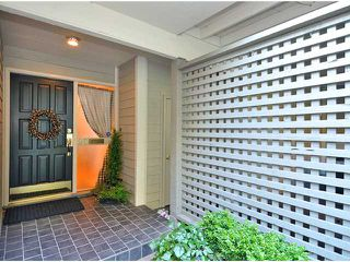 Photo 1: 20 4957 MARINE Drive in West Vancouver: Olde Caulfeild Townhouse for sale : MLS®# V931742