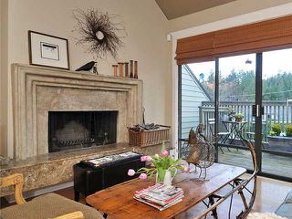Photo 4: 20 4957 MARINE Drive in West Vancouver: Olde Caulfeild Townhouse for sale : MLS®# V931742