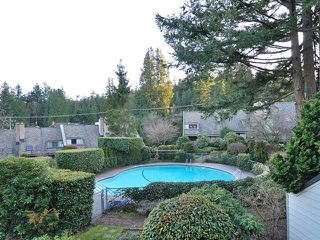 Photo 2: 20 4957 MARINE Drive in West Vancouver: Olde Caulfeild Townhouse for sale : MLS®# V931742