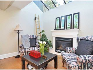 Photo 6: 20 4957 MARINE Drive in West Vancouver: Olde Caulfeild Townhouse for sale : MLS®# V931742