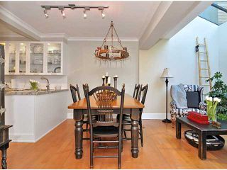 Photo 5: 20 4957 MARINE Drive in West Vancouver: Olde Caulfeild Townhouse for sale : MLS®# V931742