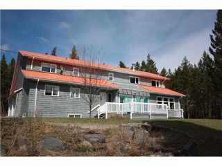 Photo 1: 482 MURRE Road in Williams Lake: Williams Lake - Rural North House for sale (Williams Lake (Zone 27))  : MLS®# N217940
