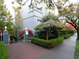 "Photo 21: 16 877 W 7TH Avenue in Vancouver: Fairview VW Townhouse for sale in ""THE EMERALD"" (Vancouver West)  : MLS®# V978833"