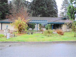 "Photo 1: 2545 KITCHENER AV in Port Coquitlam: Woodland Acres PQ House for sale in ""WOODLAND ACRES"" : MLS®# V997589"
