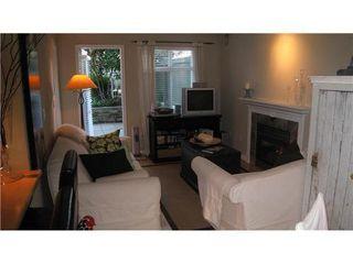 Photo 4: 109 3235 4TH Ave: Kitsilano Home for sale ()  : MLS®# V820407