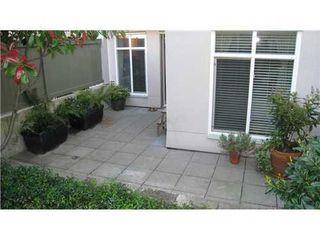 Photo 3: 109 3235 4TH Ave: Kitsilano Home for sale ()  : MLS®# V820407