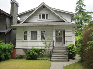 Photo 1: 3149 W 28TH Avenue in Vancouver: MacKenzie Heights House for sale (Vancouver West)  : MLS®# V1014268