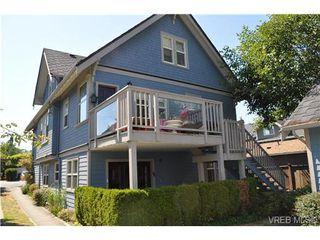 Photo 3: 1933 Ashgrove St in VICTORIA: Vi Jubilee Half Duplex for sale (Victoria)  : MLS®# 650388