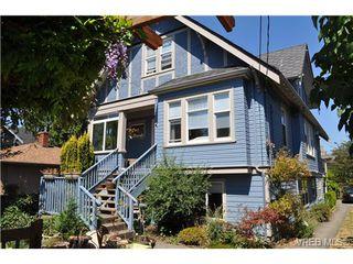 Photo 2: 1933 Ashgrove St in VICTORIA: Vi Jubilee Half Duplex for sale (Victoria)  : MLS®# 650388