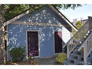 Photo 16: 1933 Ashgrove St in VICTORIA: Vi Jubilee Half Duplex for sale (Victoria)  : MLS®# 650388