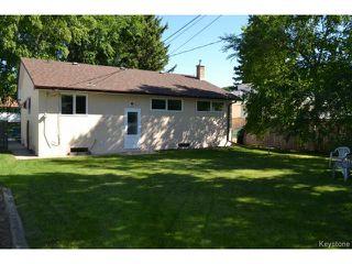 Photo 17: 67 Wordsworth Way in WINNIPEG: Westwood / Crestview Residential for sale (West Winnipeg)  : MLS®# 1319071