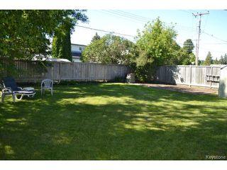 Photo 16: 67 Wordsworth Way in WINNIPEG: Westwood / Crestview Residential for sale (West Winnipeg)  : MLS®# 1319071