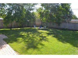 Photo 15: 67 Wordsworth Way in WINNIPEG: Westwood / Crestview Residential for sale (West Winnipeg)  : MLS®# 1319071