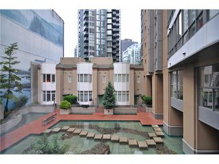 Photo 12: # 210 1166 MELVILLE ST in Vancouver: Coal Harbour Condo for sale (Vancouver West)  : MLS®# V1077124