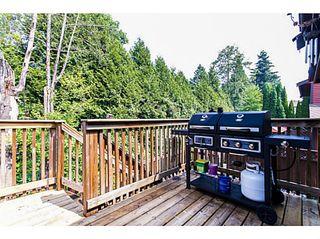 Photo 18: # 5 21550 CHERRINGTON AV in Maple Ridge: West Central Condo for sale : MLS®# V1133707