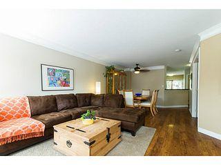 Photo 5: # 5 21550 CHERRINGTON AV in Maple Ridge: West Central Condo for sale : MLS®# V1133707