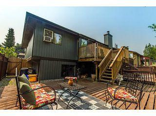 Photo 20: # 5 21550 CHERRINGTON AV in Maple Ridge: West Central Condo for sale : MLS®# V1133707
