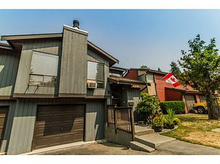 Photo 2: # 5 21550 CHERRINGTON AV in Maple Ridge: West Central Condo for sale : MLS®# V1133707