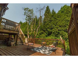 Photo 19: # 5 21550 CHERRINGTON AV in Maple Ridge: West Central Condo for sale : MLS®# V1133707