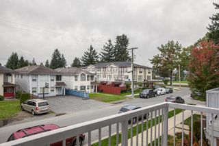 Photo 10: 405 1661 FRASER AVENUE in Port Coquitlam: Glenwood PQ Townhouse for sale : MLS®# R2007913