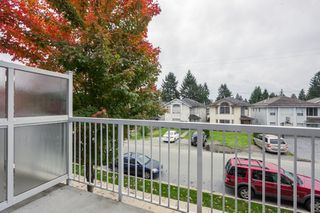 Photo 5: 405 1661 FRASER AVENUE in Port Coquitlam: Glenwood PQ Townhouse for sale : MLS®# R2007913