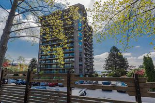 "Photo 1: 1404 3760 ALBERT Street in Burnaby: Vancouver Heights Condo for sale in ""Boundary View"" (Burnaby North)  : MLS®# R2263655"