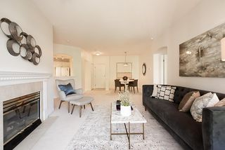 Photo 6: 306 5835 HAMPTON PLACE in Vancouver: University VW Condo for sale (Vancouver West)  : MLS®# R2291609