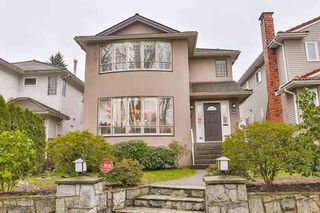 Main Photo: : House for sale (Vancouver West)  : MLS®# R2031422