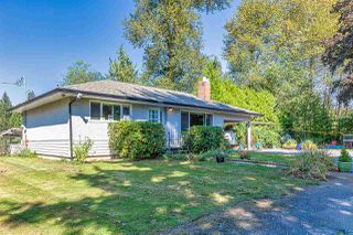 Photo 1: 12076 WEBSTER Street in Maple Ridge: Websters Corners House for sale : MLS®# R2401442