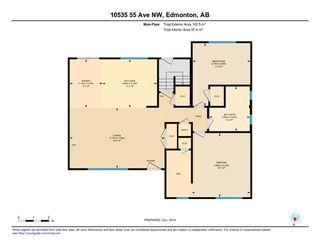 Photo 46: 10535 55 Avenue in Edmonton: Zone 15 House for sale : MLS®# E4181810