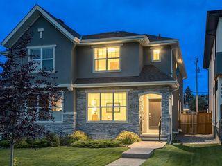 Photo 1: 3431 KERRY PARK Road SW in Calgary: Killarney/Glengarry Semi Detached for sale : MLS®# C4292177