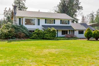 Photo 1: 23082 72 Avenue in Langley: Salmon River House for sale : MLS®# R2452902