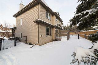 Photo 39: 17 20 Norman Court: St. Albert House Half Duplex for sale : MLS®# E4221490