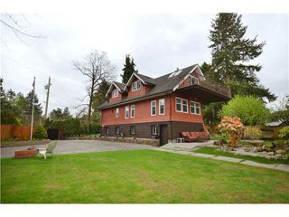 Photo 1: 5751 FOREST Street in Burnaby: Deer Lake Place House for sale (Burnaby South)  : MLS®# V993328