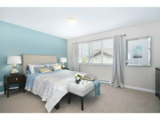 """Photo 6: 14 1268 RIVERSIDE Drive in Port Coquitlam: Riverwood Townhouse for sale in """"SOMERSTON LANE"""" : MLS®# V1012726"""