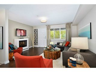 "Photo 4: 14 1268 RIVERSIDE Drive in Port Coquitlam: Riverwood Townhouse for sale in ""SOMERSTON LANE"" : MLS®# V1012726"