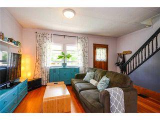 Photo 5: 213 5TH AV in New Westminster: Queens Park House for sale : MLS®# V1027883
