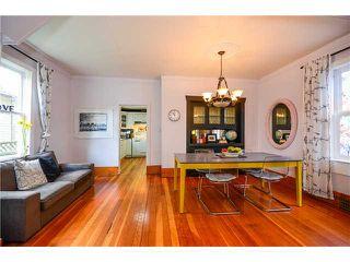 Photo 6: 213 5TH AV in New Westminster: Queens Park House for sale : MLS®# V1027883