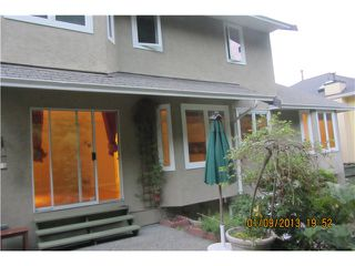 Photo 16: 2517 TEMPE KNOLL DR in North Vancouver: Tempe House for sale : MLS®# V1029539