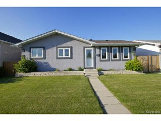 Photo 1: 1487 Leila Avenue in WINNIPEG: Maples / Tyndall Park Residential for sale (North West Winnipeg)  : MLS®# 1417472