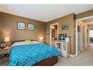 Photo 11: 45 123 Seventh Street in New Westminster: Uptown NW Townhouse for sale : MLS®# V1124444