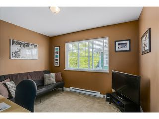 Photo 14: 45 123 Seventh Street in New Westminster: Uptown NW Townhouse for sale : MLS®# V1124444