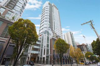 Photo 1: 704 535 SMITHE STREET in Vancouver: Downtown VW Condo for sale (Vancouver West)  : MLS®# R2048097
