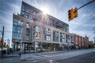 Photo 1: 1205 Queen St W Unit #606 in Toronto: Little Portugal Condo for sale (Toronto C01)  : MLS®# C3494854