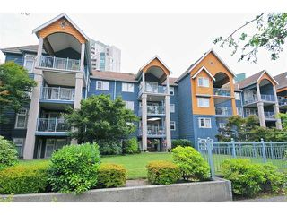 Photo 1: 202 1190 EASTWOOD STREET in Coquitlam: North Coquitlam Condo for sale : MLS®# R2024267