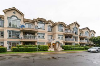 Photo 1: 209 1150 54A STREET in Delta: Tsawwassen Central Condo for sale (Tsawwassen)  : MLS®# R2215445