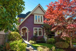 Photo 1: 2236 W 15TH AVENUE in Vancouver: Kitsilano House 1/2 Duplex for sale (Vancouver West)  : MLS®# R2319480