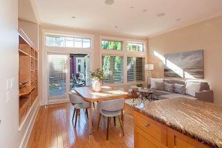 Photo 9: 2236 W 15TH AVENUE in Vancouver: Kitsilano 1/2 Duplex for sale (Vancouver West)  : MLS®# R2319480